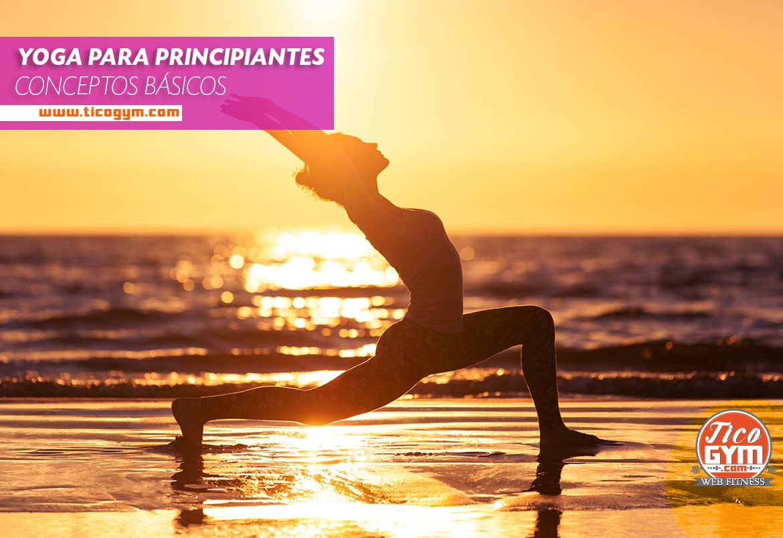 Yoga Para Principiantes Conceptos Basicos Rutina Ticogym Web Fitness