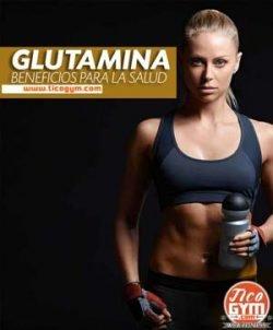 Beneficios glutamina