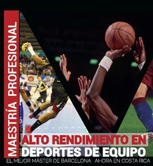 Máster de Barcelona ahora en Costa Rica